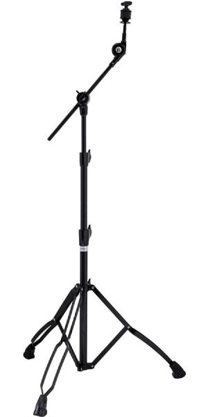 Mapex 600 Series Three Stage Boom Cymbal Stand (Black Finish) - B600EB